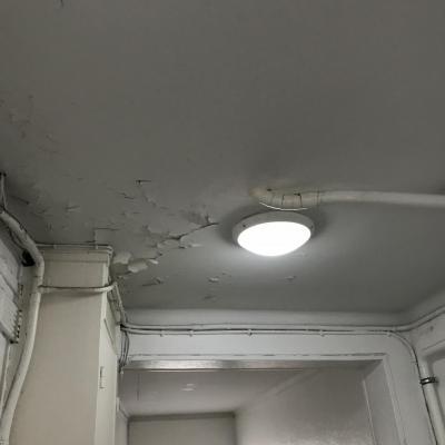 Plafond avant