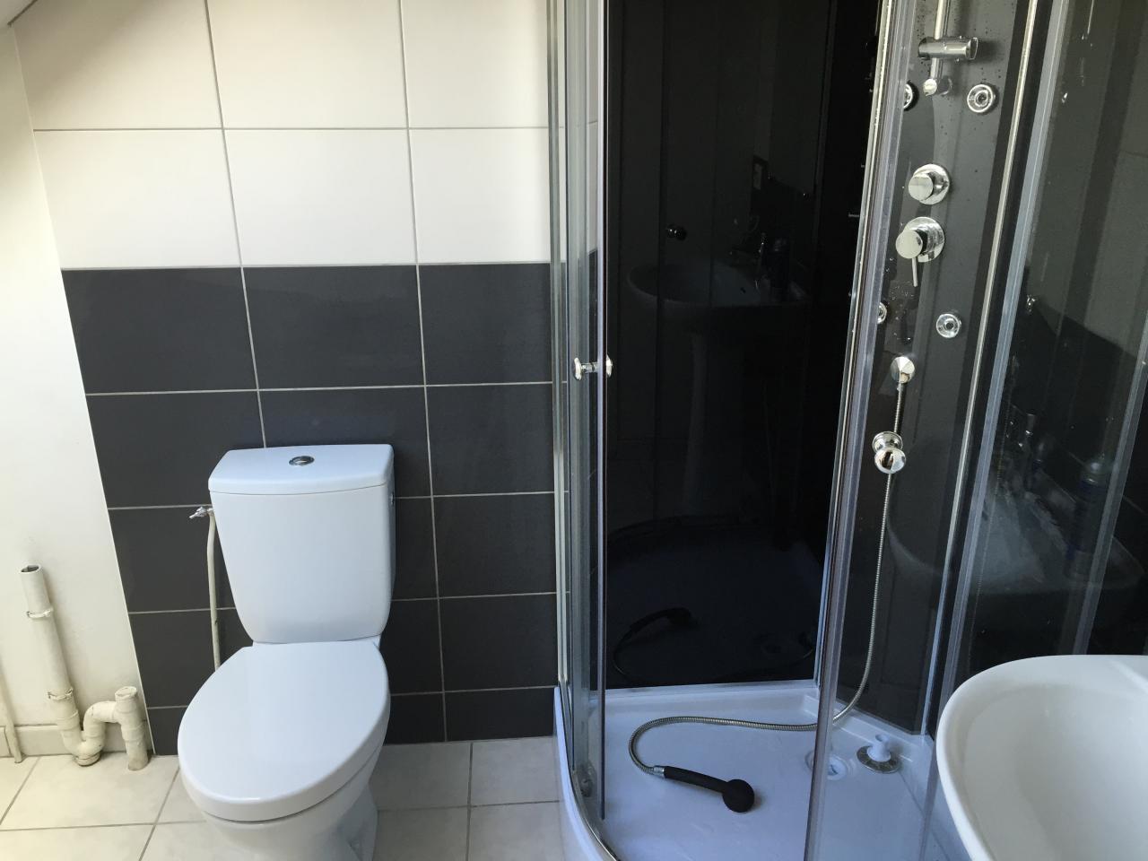 Salle de bains terminés