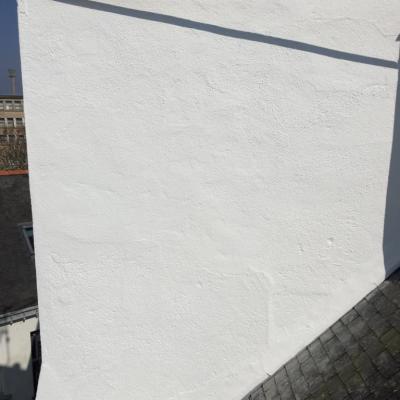 Rénovation de cheminée extérieure