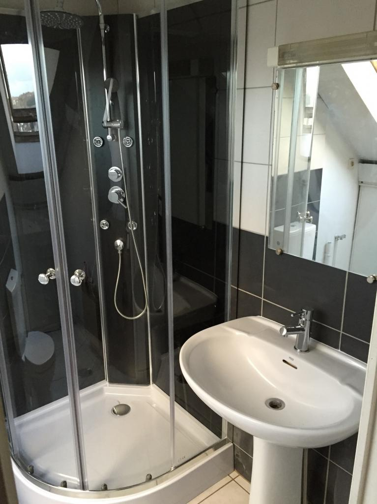 Salle de bain  terminer