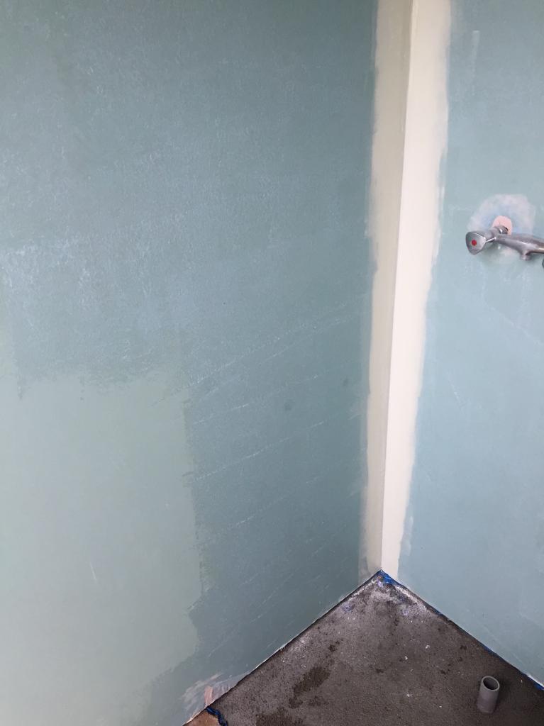 Plastification des murs
