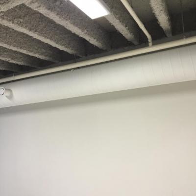 Doublage des murs en Placo