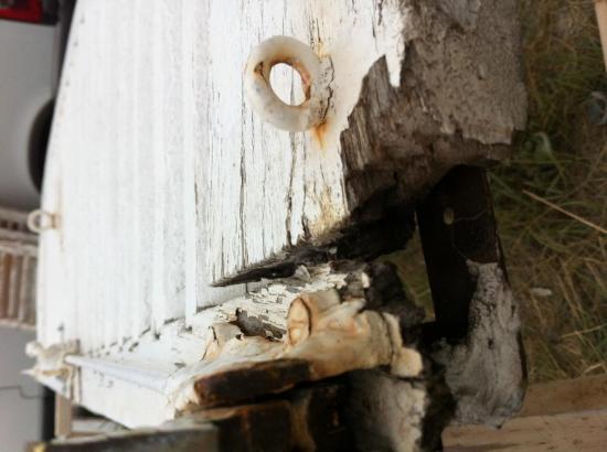 Reparation Volet Bois - rénovation de volet bois