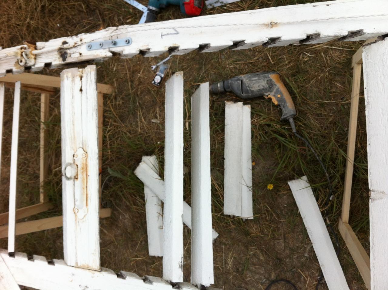 Volet bois renovation - Protection hydrofuge bois ...