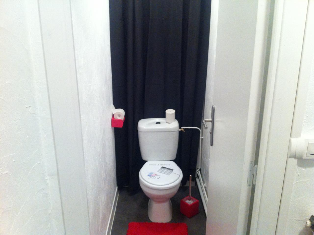 WC après